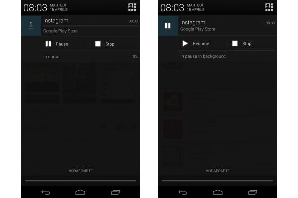 OmniROM est à présent capable de mettre en pause, d'arrêter et de reprendre les téléchargements