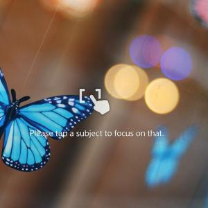 Sony Background Defocus : l'application photo n'est plus réservée aux Xperia haut de gamme