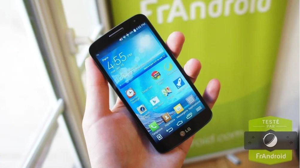 Test du LG G2 Mini : que vaut le petit frère du G2 ?