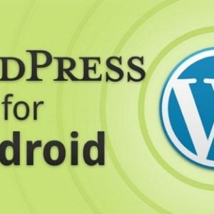 L'app WordPress voit arriver le tirer-pour-actualiser et défilement infini sur Android