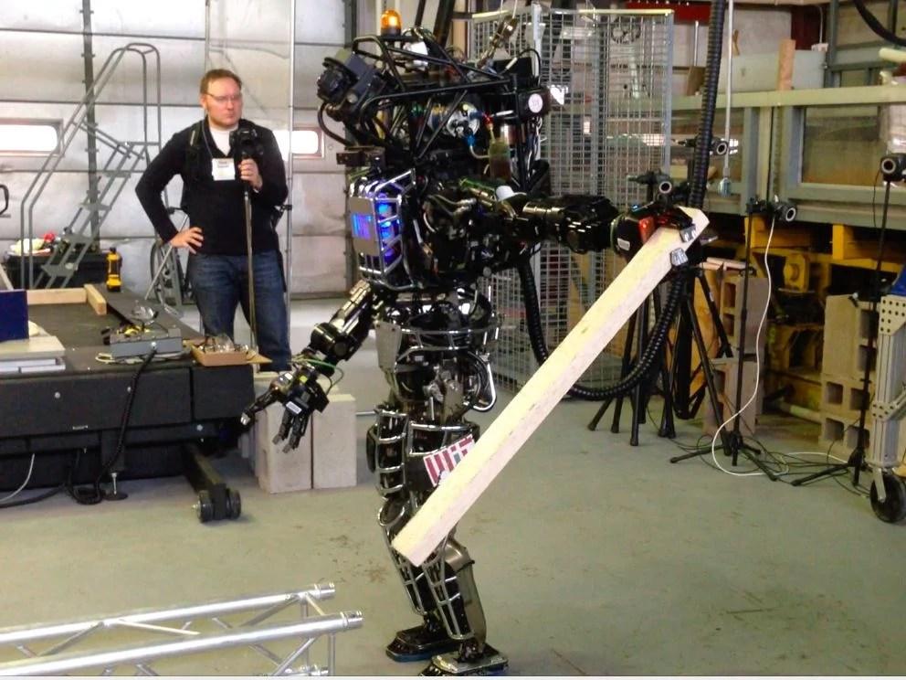 Alphabet (Google) se sépare de ses robots humanoïdes