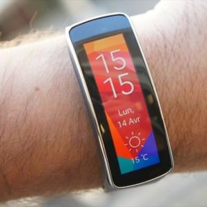 Samsung Gear 3 : un écran incurvé et un bouton physique en façade ?