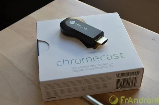 TF1 et M6 coupent l'accès au Chromecast de Google avec SFR TV