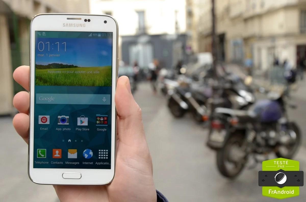 Où acheter le Samsung Galaxy S5 ?