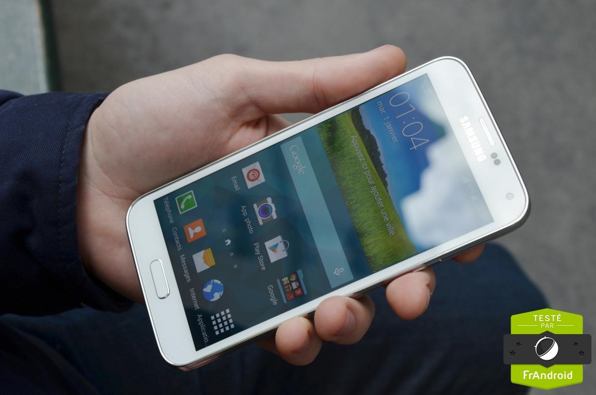 Galaxy S5 : 10 millions d'unités distribuées en 25 jours