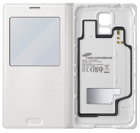 Samsung dévoile des coques à chargement sans fil pour son Galaxy S5