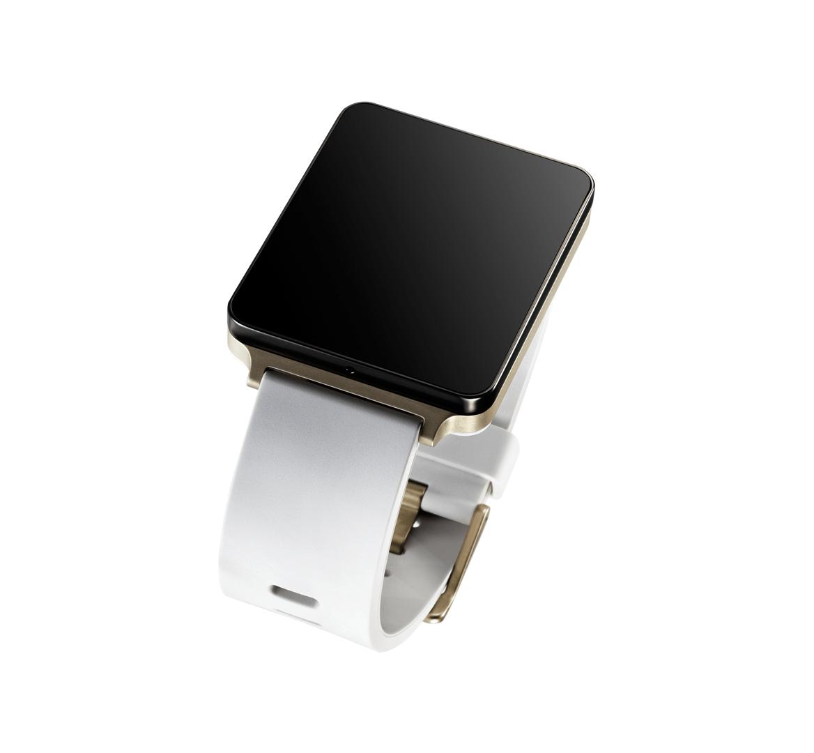 LG G Watch : elle sera étanche et déclinée en deux couleurs