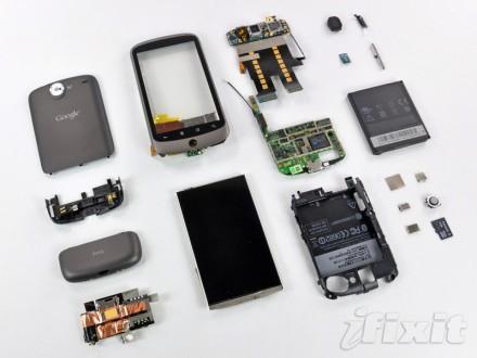 Le Nexus One mis à nu !