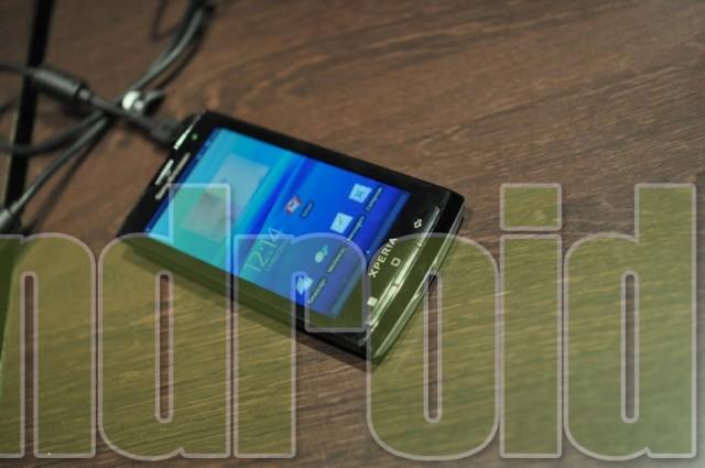 Le Sony Ericsson X10 rooté !
