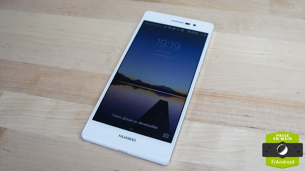 Huawei ne veut pas des écrans QHD et mise sur la consommation des smartphones
