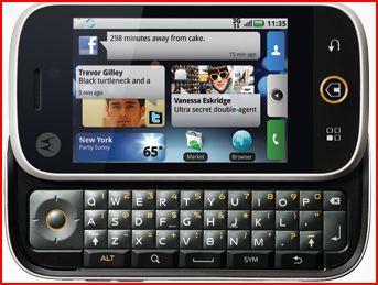 Motorola prépare 10 téléphones Android pour 2010