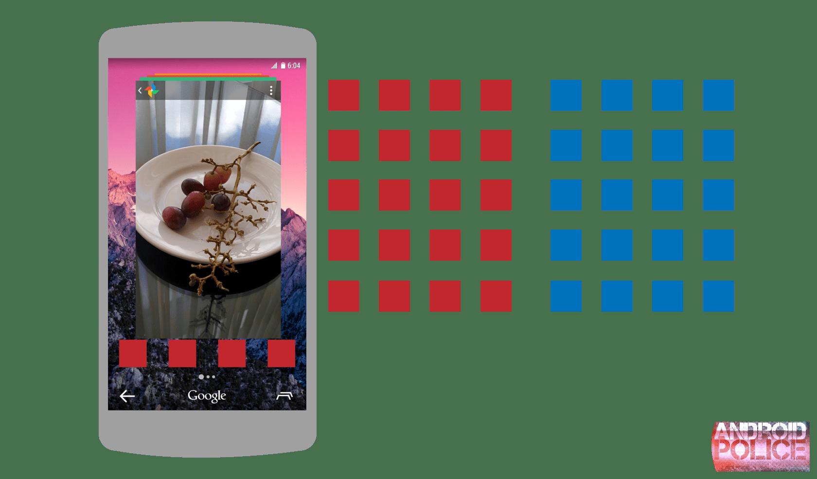 Google travaillerait sur une nouvelle interface pour Android