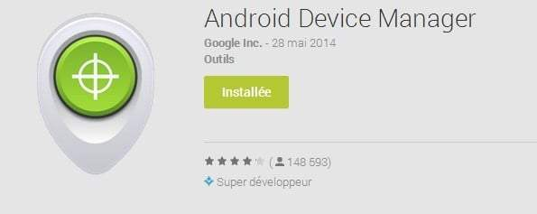 Android Device Manager 1.2 accueille le mode invité