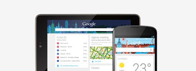 Gérez vos rappels grâce à Google Now !