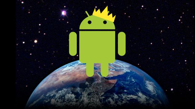 La part de marché d'Android en baisse en France pour la fin de l'année 2014