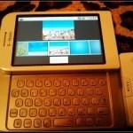 Les premières vraies photographies du HTC Dream/T-Mobile G1 !