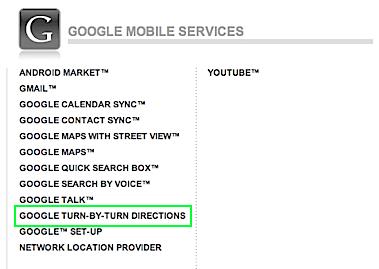 Rumeur : Google travaille sur son application de navigation GPS