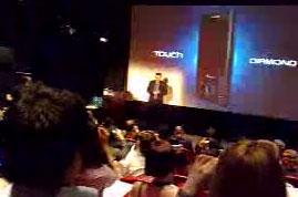 Apparamment HTC n'a pas annoncé de téléphone Android à Londre