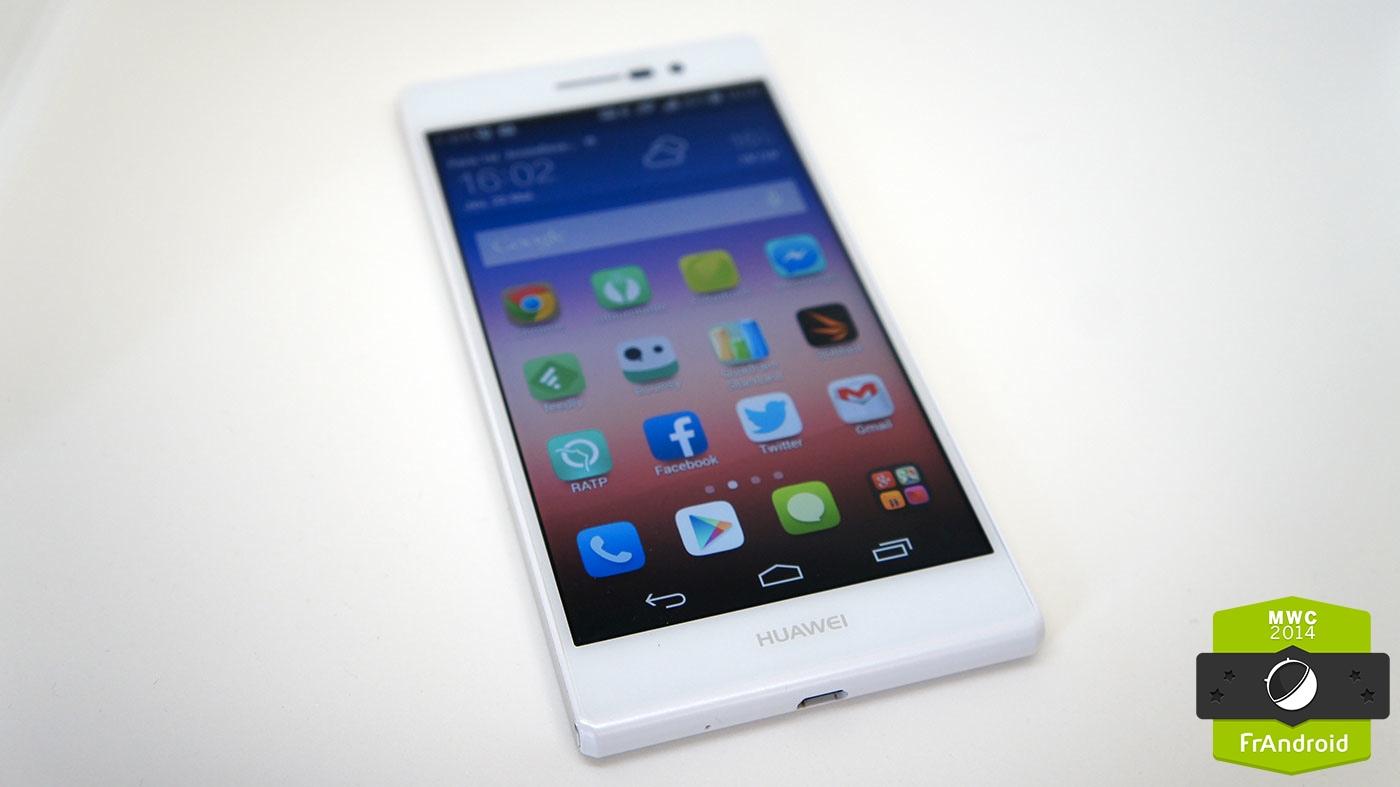 Huawei confirme sa troisième place derrière Samsung et Apple