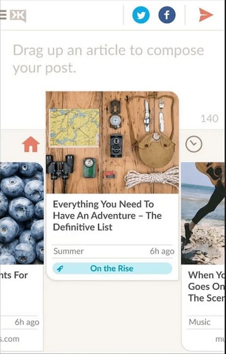 Klout disponible pour Android, mesurez votre influence sur les médias sociaux