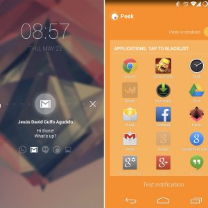 Paranoid Android met son application Peek à disposition de tous