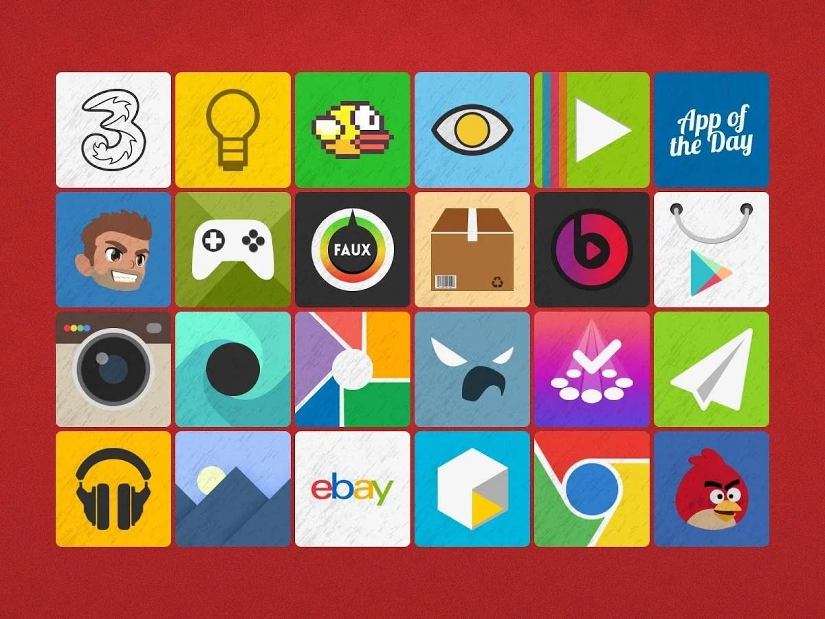 Packs d'icônes : notre sélection pour personnaliser l'écran d'accueil de votre smartphone Android