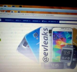 L'existence d'un Samsung Galaxy S5 mini se confirme, avec de nouvelles couleurs