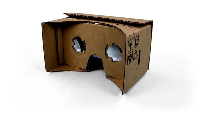 Google Maps permet de naviguer sur Street View grâce au Cardboard