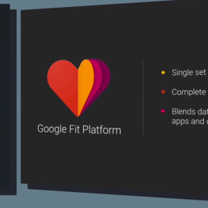 Google I/O 2014 : Google Fit Platform, le concurrent d'Apple Health