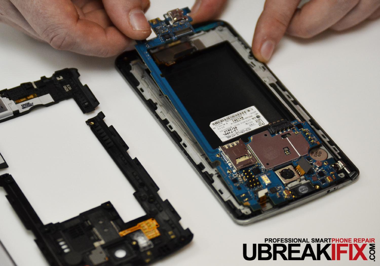 Le LG G3 se fait démonter mais pas sa note de réparabilité : 8/10