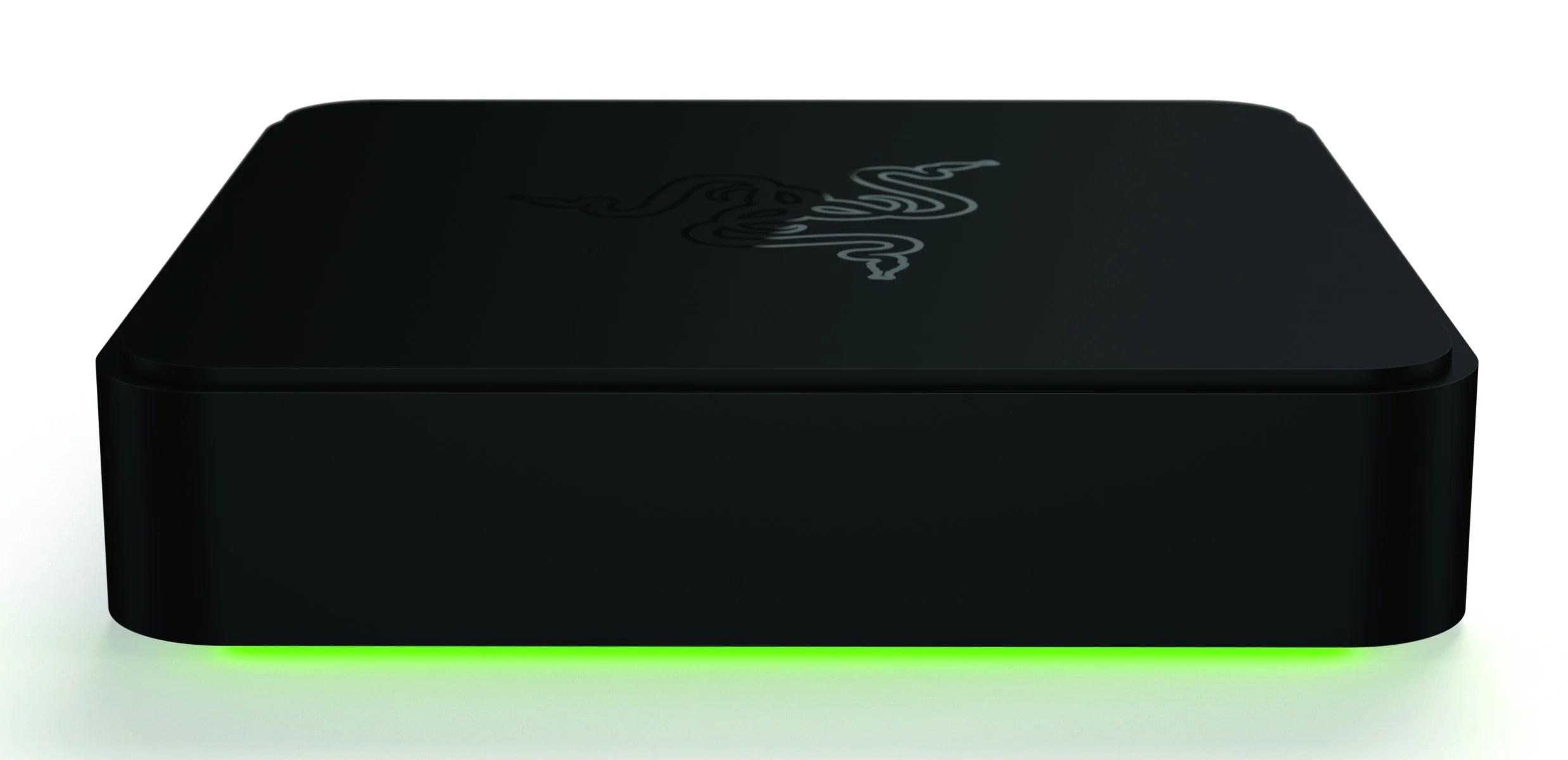 Razer dévoile sa micro-console sous Android TV