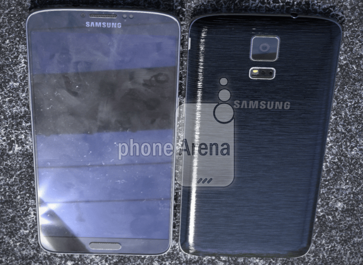 Samsung Galaxy F : des photos du futur smartphone premium en métal