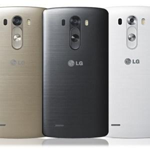 LG G3 : une version en métal coûterait 300 dollars de plus