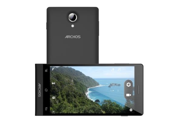 Archos : les 50c et 50b Oxygen sont disponibles à la vente
