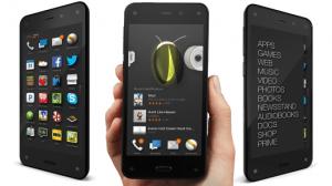 Amazon Fire Phone : 3 millions d'unités en un semestre de vente ?