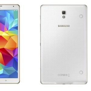 Samsung Galaxy Tab S2, toujours plus fines avec un châssis en métal ?