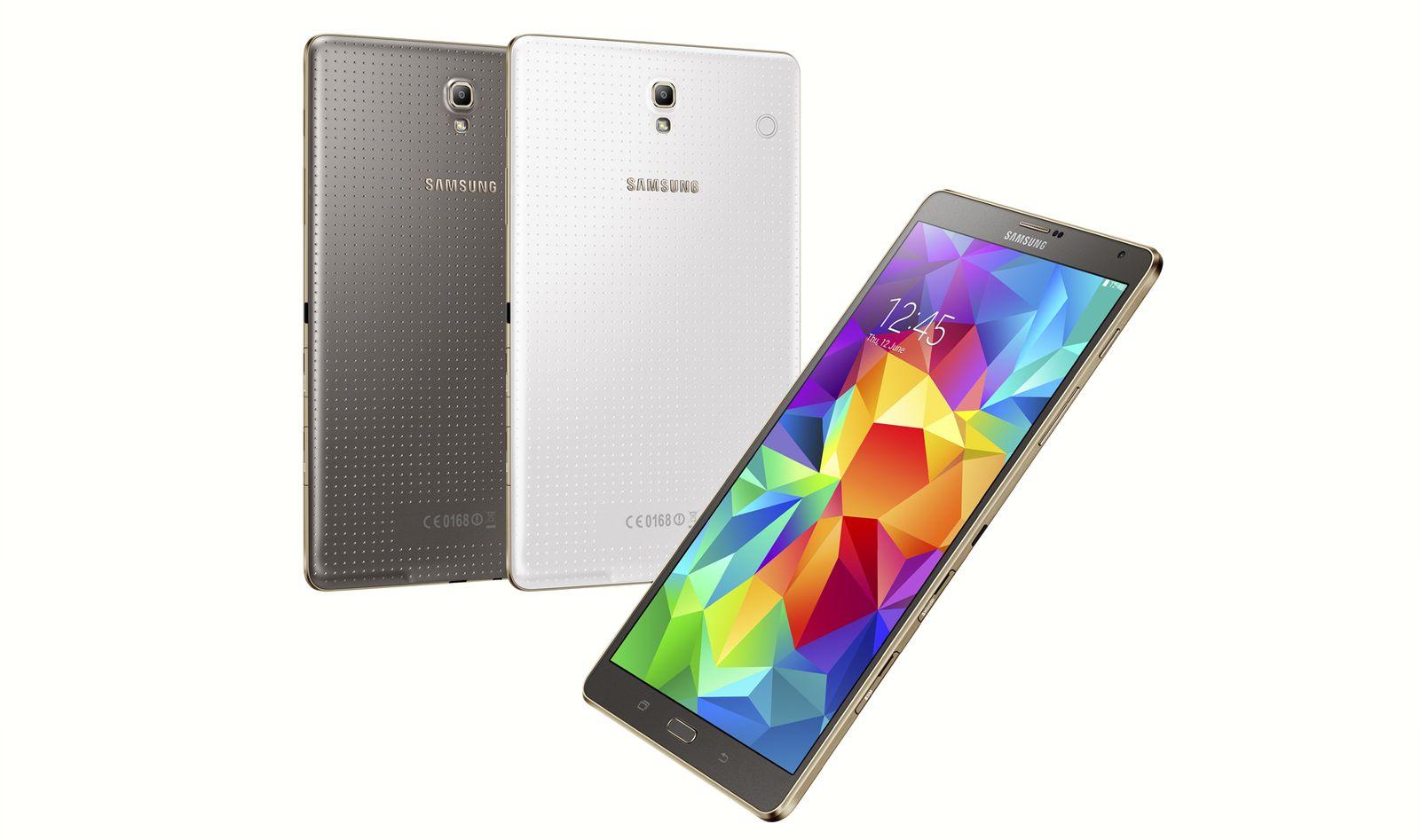 Galaxy Tab S : la date de sortie française et les disponibilités