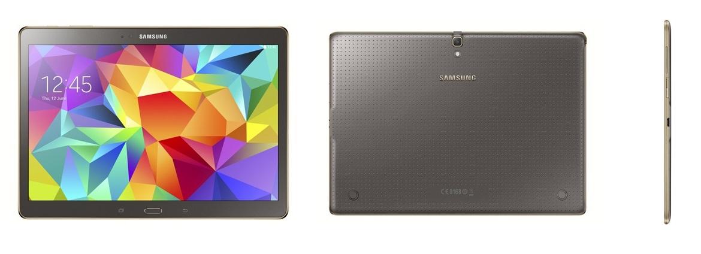 Les Samsung Galaxy Tab S2 en aluminium, c'est pour juin prochain