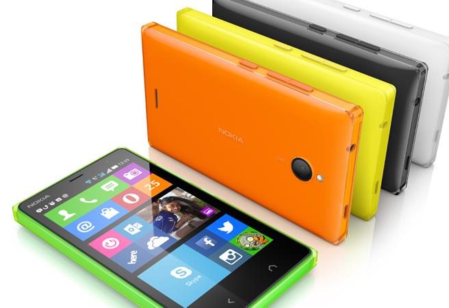 Microsoft annonce le Nokia X2, plus pratique et (légèrement) plus puissant