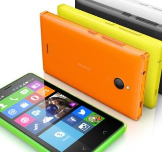 Microsoft abandonne les Nokia X sous Android