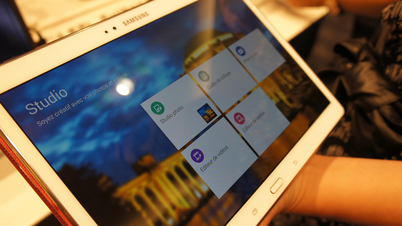 L'écran AMOLED des Galaxy Tab S surpasse-t-il vraiment toutes les autres tablettes ?