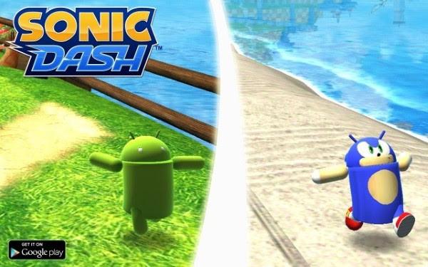 Sonic Dash ajoute le personnage Andronic à débloquer