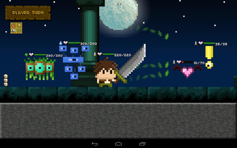 Tiny Dice Dungeon : un RPG pixellisé et plein de monstres