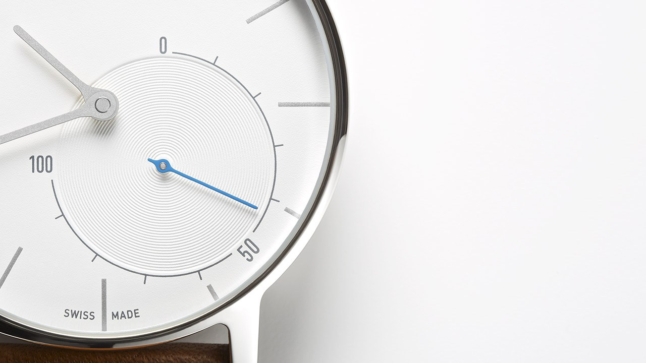 Withings Activité : la montre élégante et ses capteurs en précommande pour 390 euros