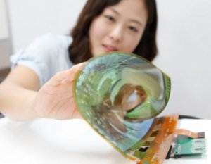 LG fait la démonstration vidéo de ses écrans OLED flexibles et transparents