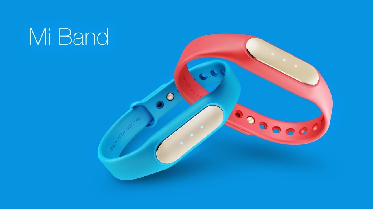 Xiaomi a déjà vendu plus d'un million de Mi Band