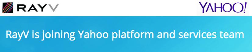 Yahoo! rachète un spécialiste du streaming vidéo : un lancement imminent de sa nouvelle plateforme ?