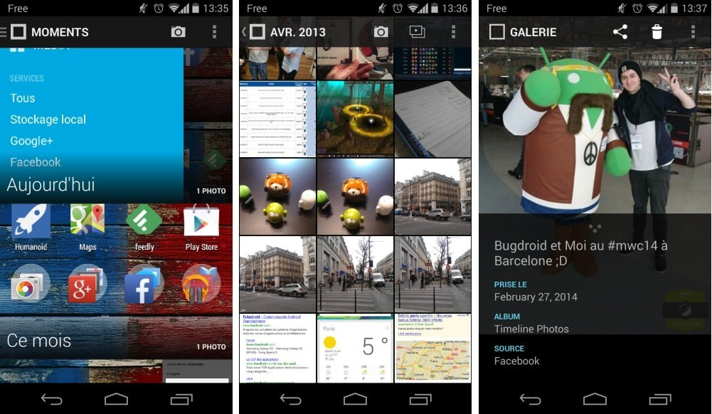 L'application Cyanogen Gallery disponible pour tous