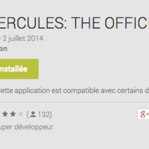 Hercules : le jeu officiel tiré du film de Brett Ratner montre ses muscles