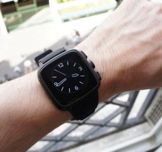 Test de la Omate TrueSmart, la montre d'espion tout-Android